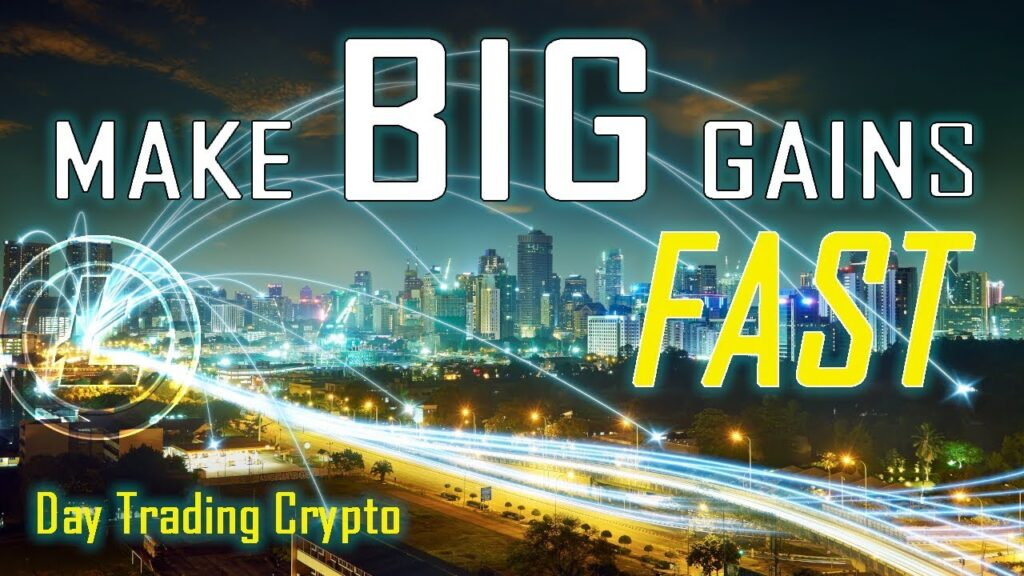 Day Trading Crypto Currency