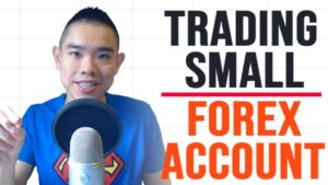 Small Forex Account Trading
