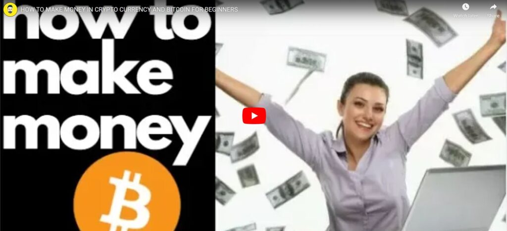 Make Money with Crypto Currency and Bitcoin