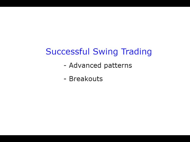 Successful Swing Trading Results
